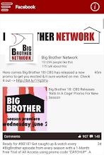 Big Brother Network screenshot thumbnail