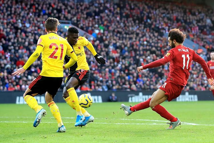 🎥 Premier League : Grâce à un Mo Salah en feu, Liverpool prend la mesure de Watford et Kabasele