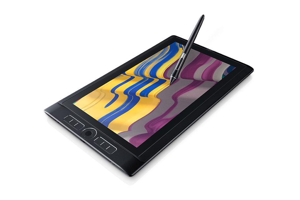MobileStudio Pro от WACOM с 3D-камерой и точным стилусом