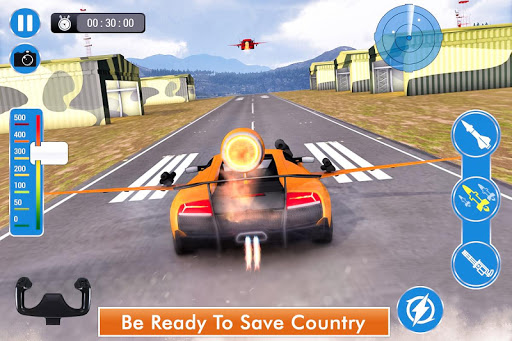 Car Flying Shooting New Flying Car Simulator 2019 App Report On