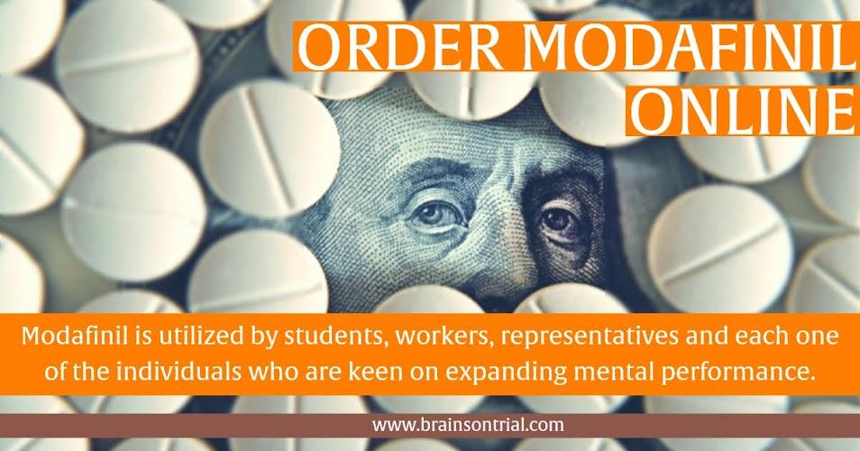 Order Modafinil Online