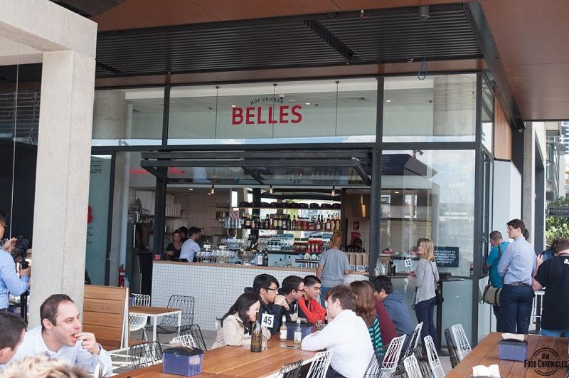 BELLES HOT CHICKEN