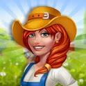 Jane's Village - Farm Fixer Upper Match 3 Game icon