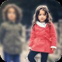 DSLR Camera - Blur Background icon
