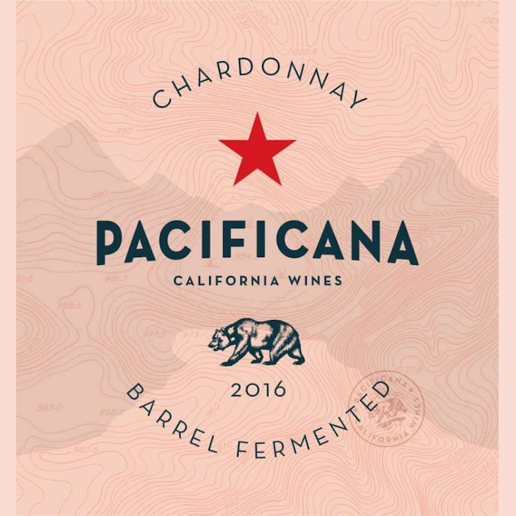 Logo of Pacificana 2016 Chardonnay
