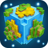 Planet of Cubes Survival Games