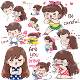 Cute Sticker WA for Girl Android apk