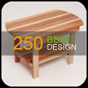 Tải 250 Wood Table Design APK