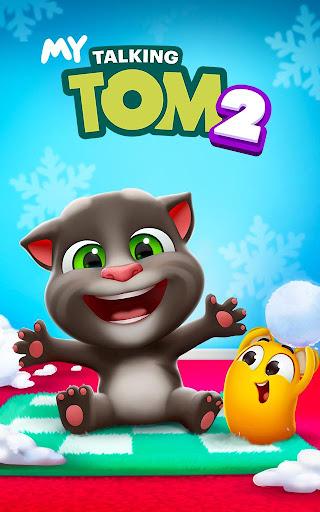 My Talking Tom 2 1.8.1.858 screenshots 24