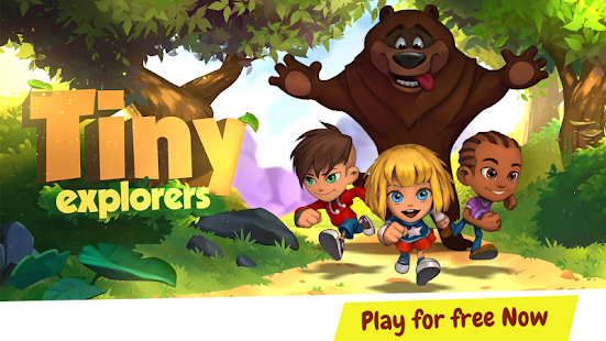Tiny Explorers- screenshot thumbnail