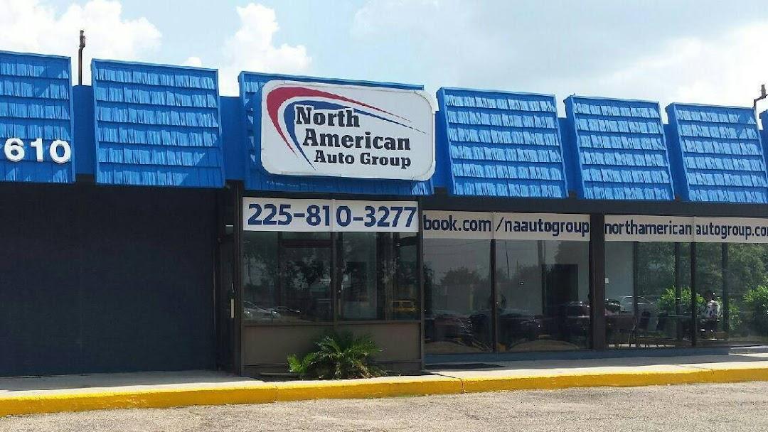 North American Auto Group >> North American Auto Group Florida Blvd Used Car Dealer In