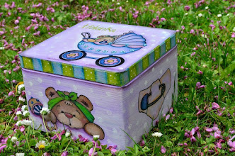 Photo: wooden box for kids 2