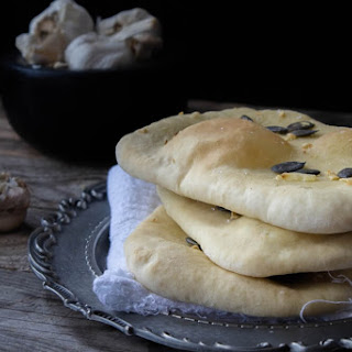 Vegan Garlic Bread Recipe