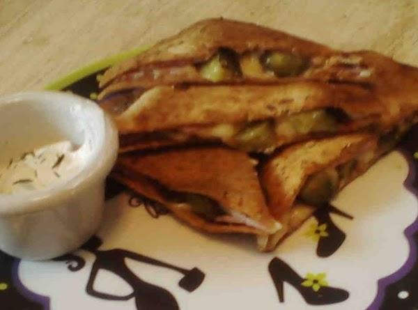 Lite Ham & Swiss Snacky's Recipe