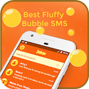 Best Fluffy Bubble SMS icon