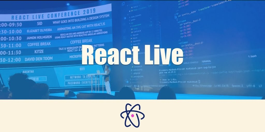 Live coding sur un êcran de 400 pouces… sans internet