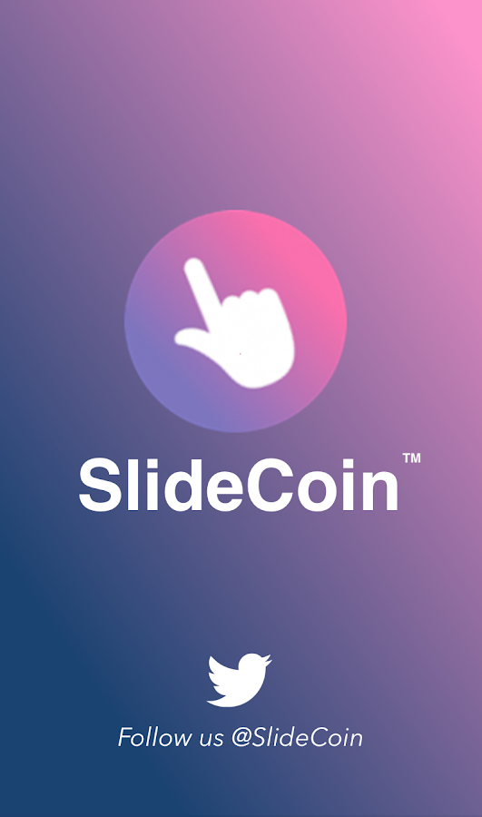 SlideCoin - Earn Bitcoin (Earn Money)- screenshot