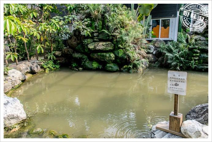 金獅湖蝴蝶園水池