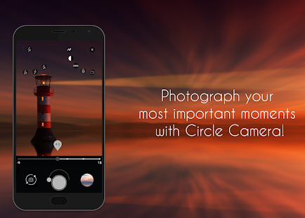 Circle Camera Screenshot