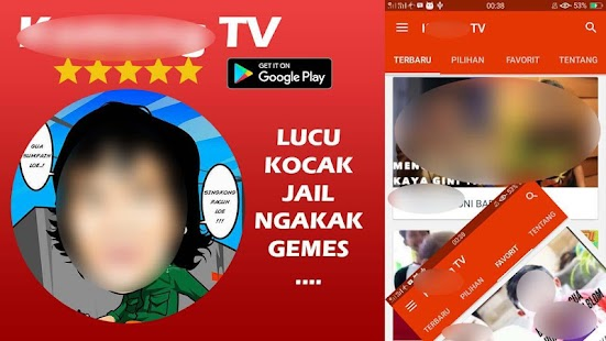 Komeng TV - Channel Super Kocak, Lucu, Ngakak,Jail - náhled