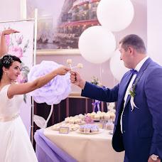 Wedding photographer Yulya Ilchenko (anikva). Photo of 23.05.2018