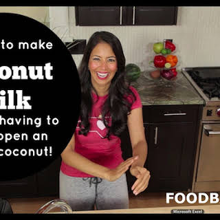 Canned Coconut Milk Recipes.