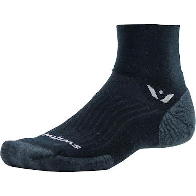 Swiftwick Pursuit Two Wool Sock Thumb