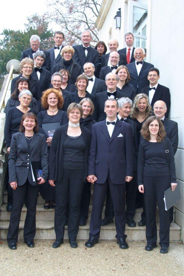 Photo: Chorreise mit 2 a-cappella-Konzerten Reims/Jonchery-sur-Vesle/FR / 19.-21.11.2010