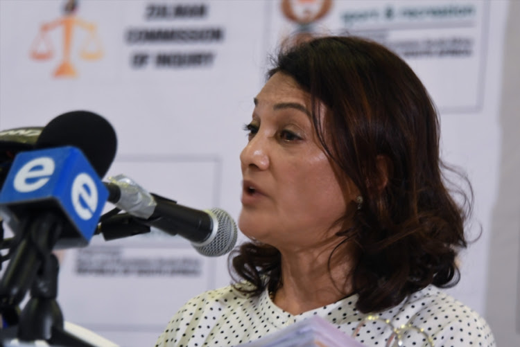"Desiree Vardhan' in charge of coaching at Sascoc' told the minesterial inquiry on Monday February 12 2018 that the environment at work was ""very toxic and threatening"" and innovation was shunned."
