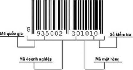 một số quy tắc in mã vạch trên tem nhãn dán sản phẩm