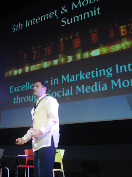 "Photo: ""Excellence in Marketing Intelligence through Social Media Monitoring"""