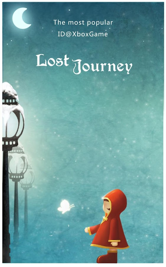 Lost Journey- screenshot
