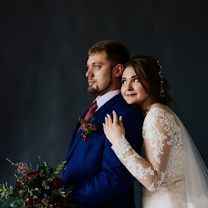 Wedding photographer Lyubava Evdokimova (Ginger-alisa). Photo of 24.09.2017