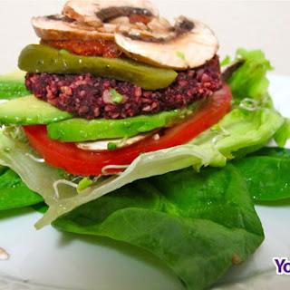 Easy and Delicious! Raw Vegan Sunflower Veggie Burgers