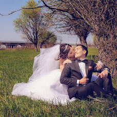 Wedding photographer Vladimir Kalachevskiy (trudyga). Photo of 25.04.2013