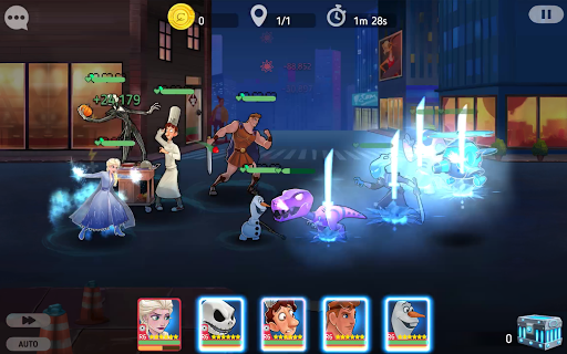 Disney Heroes: Battle Mode apktram screenshots 21