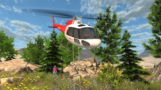 Helicopter Rescue Simulator 10
