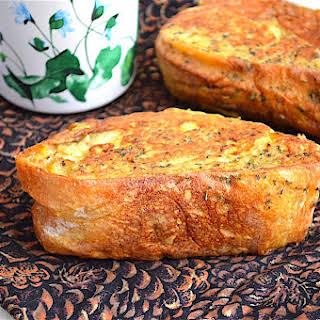 Savory Stuffed French Toast.
