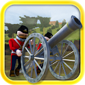1815 Cannon Shooter Waterloo