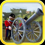 1815 Cannon Shooter Waterloo