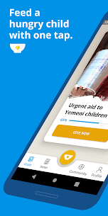 ShareTheMeal: Donate to Charity and Solve Hunger 1