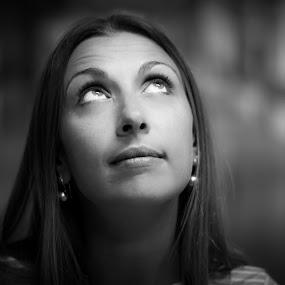 ZZ 01 by Krme Nadla - People Portraits of Women