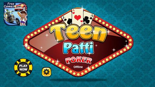 Teen Patti poker offline 1.0.6 5