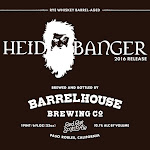 BarrelHouse Heidbanger 2016 - Red Rye Scotch Ale