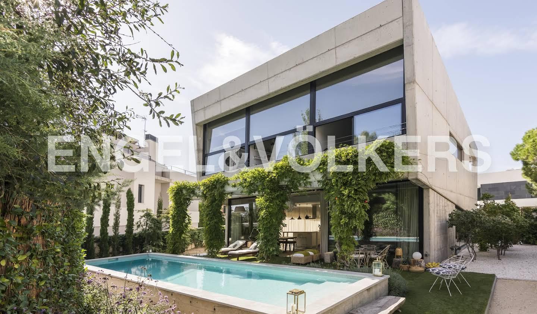 Maison avec piscine et terrasse Pozuelo de Alarcón