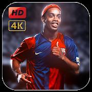 Ronaldinho Wallpaper HD 4K icon