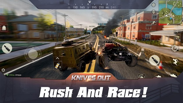 Knives Out-6x6km Battle Royale apk screenshot