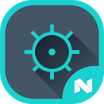 N Theme - Dark Green Icon Pack Icon