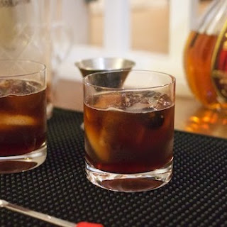 Espresso Old Fashioned