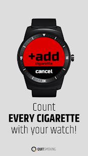 Quit Smoking Watch Face Screenshot 3